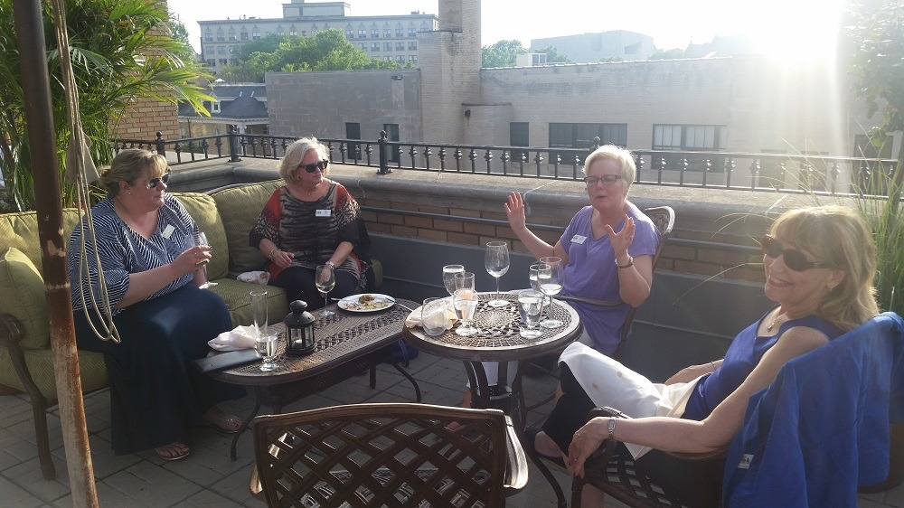 Kris Lynch New President at the Woman's Club of Minneapolis