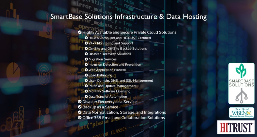 Infrastructure and Data Hosting