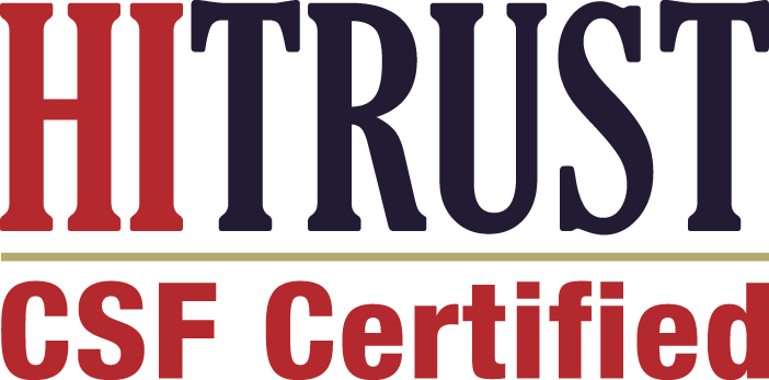 HITRUST-Certified logo